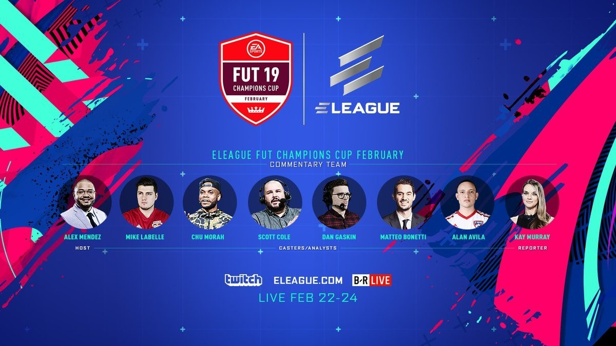 Fifa 19 Eleague Fut Champions Cup February Preview The