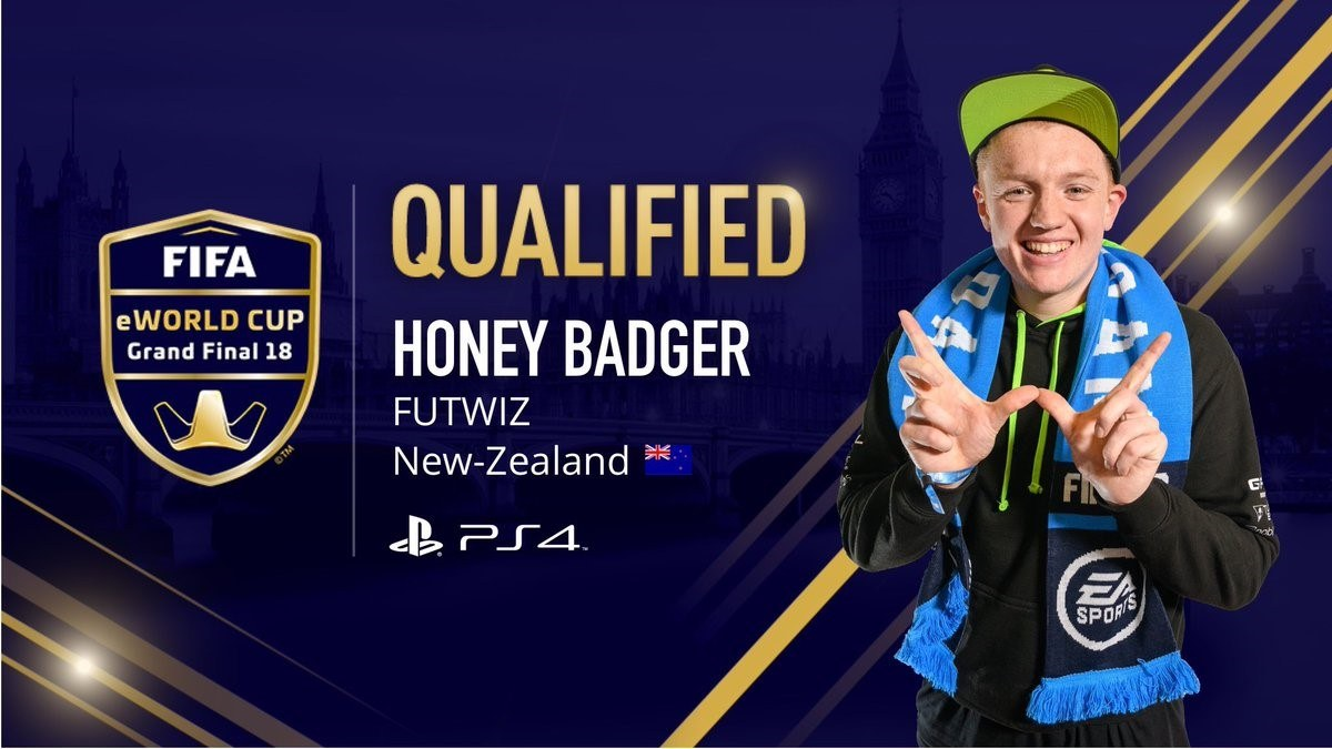 """Road To The FIFA 18 eWorld Cup – Interview With """"Honey"""