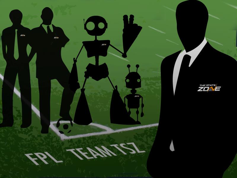 FPL Gameweek 38 – Team TSZ - The Stats Zone