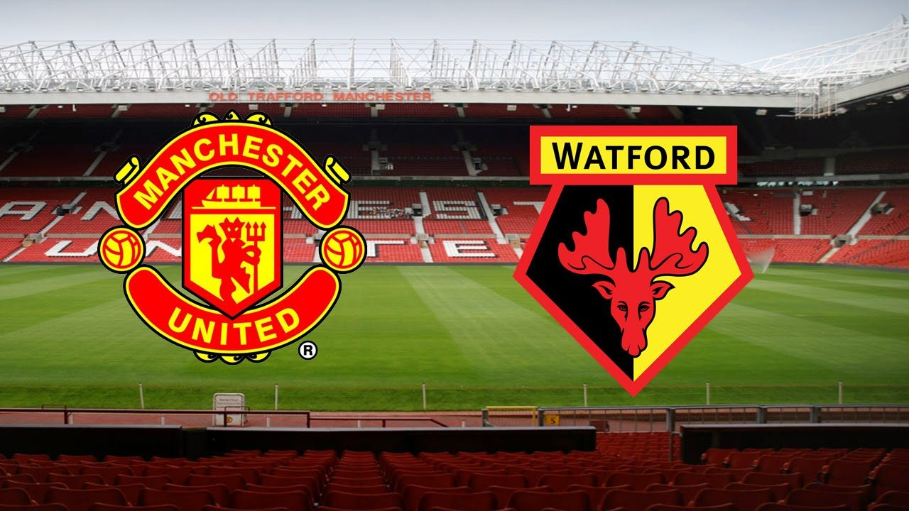 Image result for manchester united vs watford
