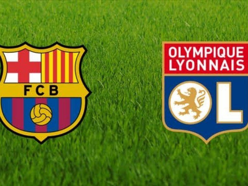 barcelona vs lyon - photo #5