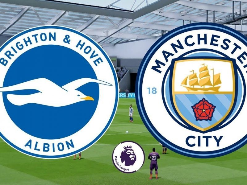 Man City Brighton