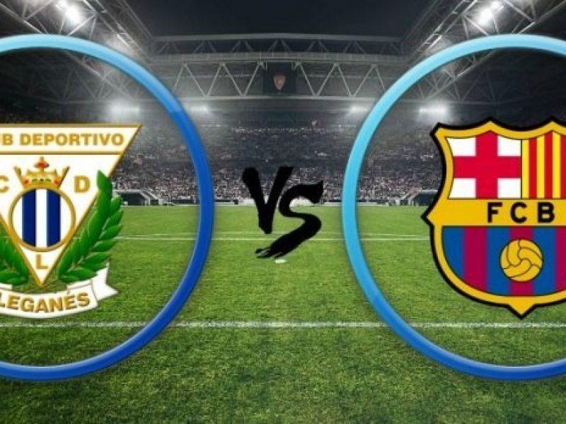 Spanish Primera 2018 19 Leganes Vs Barcelona Preview Prediction