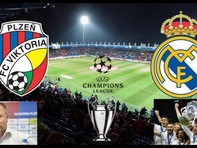 Uefa Champions League   Viktoria Plzen Vs Real Madrid Preview The Stats Zone