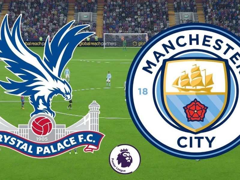 Premier League 2018-19 – Crystal Palace vs Man City ...