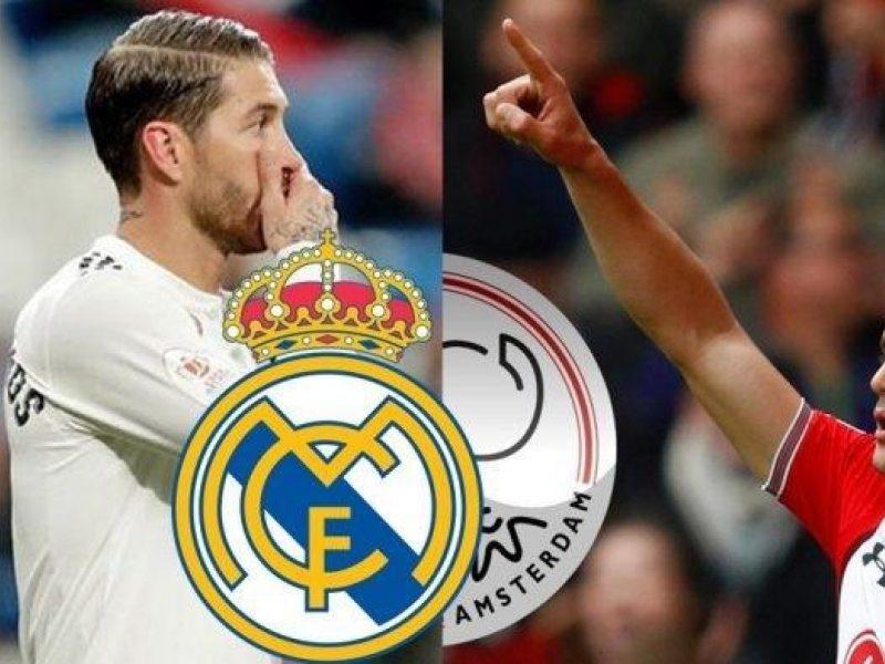Ajax Vs Madrid: UEFA Champions League 2018-19