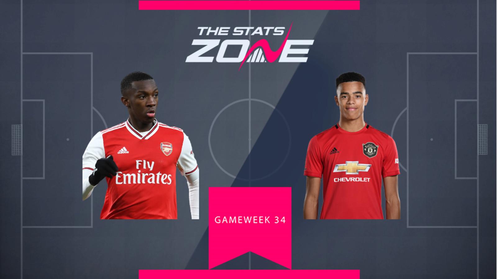 FPL Gameweek 34+ – head-to-head comparisons: Edward ...