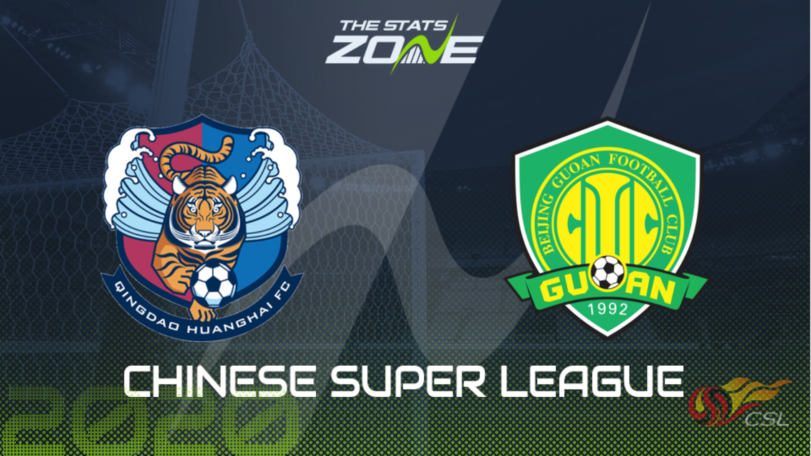 2020 Chinese Super League – Qingdao Huanghai vs Beijing Guoan Preview & Prediction - The Stats Zone