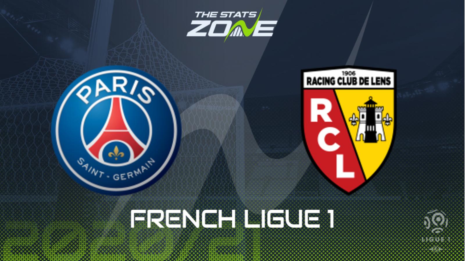 PSG vs Lens Full Match – Ligue 1 2020/21