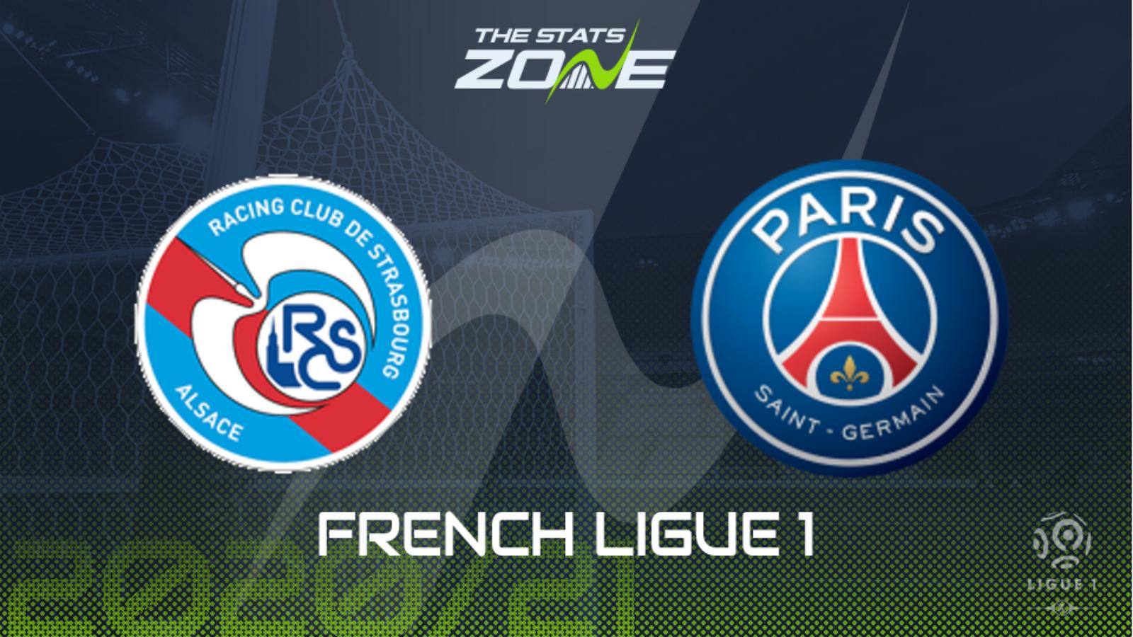 Strasbourg vs Paris Saint Germain Full Match – Ligue 1 2020/21