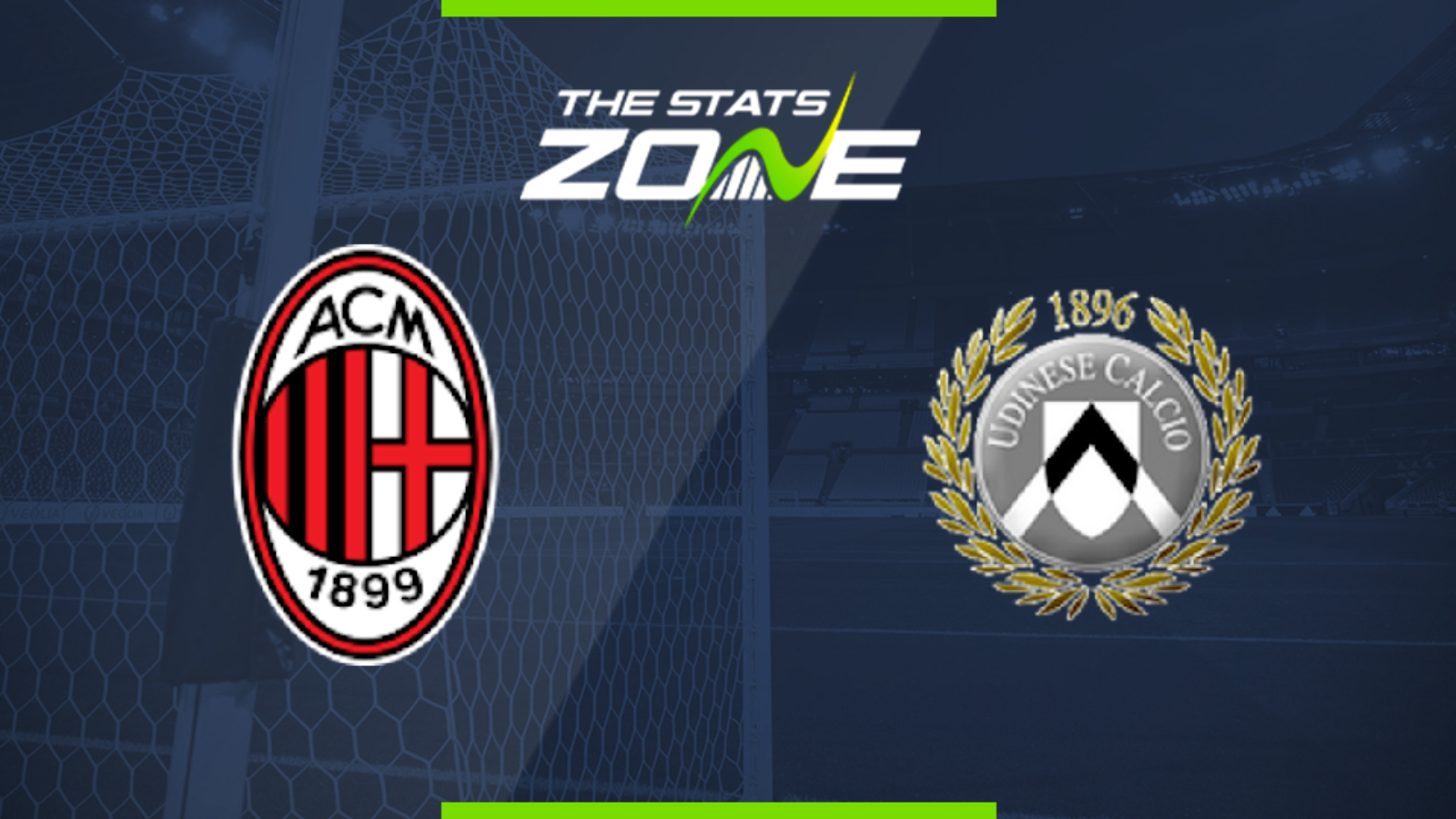 2019 20 Serie A Ac Milan Vs Udinese Preview Prediction The Stats Zone
