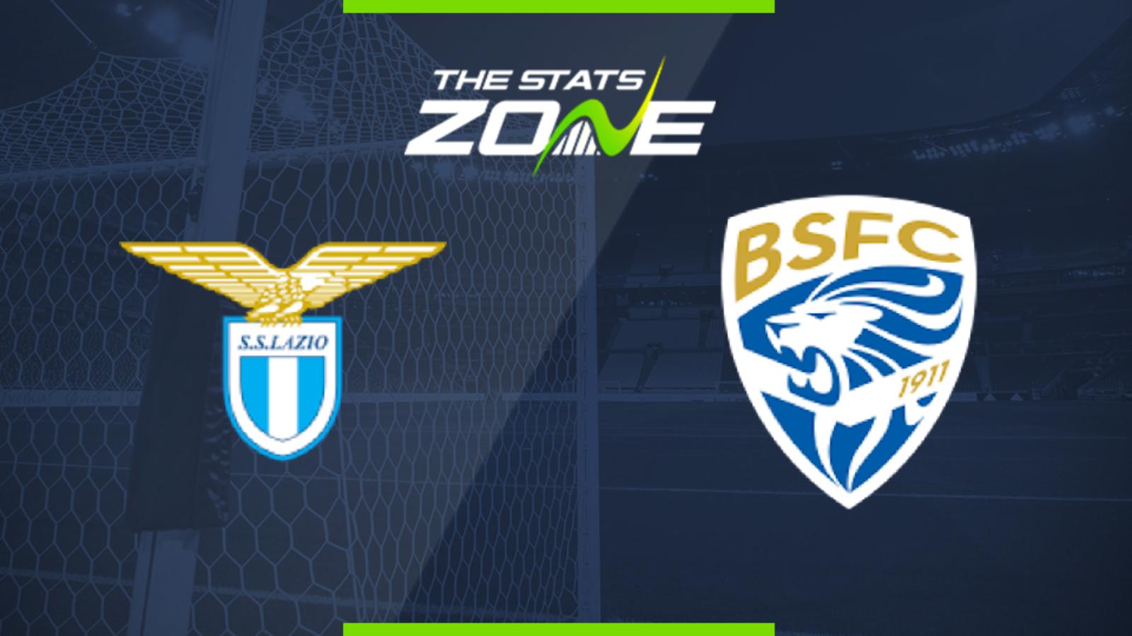 【足球直播】意甲第37輪:2020.07.30 01:30-拉素 VS 布雷西亞(S.S. Lazio VS Brescia)