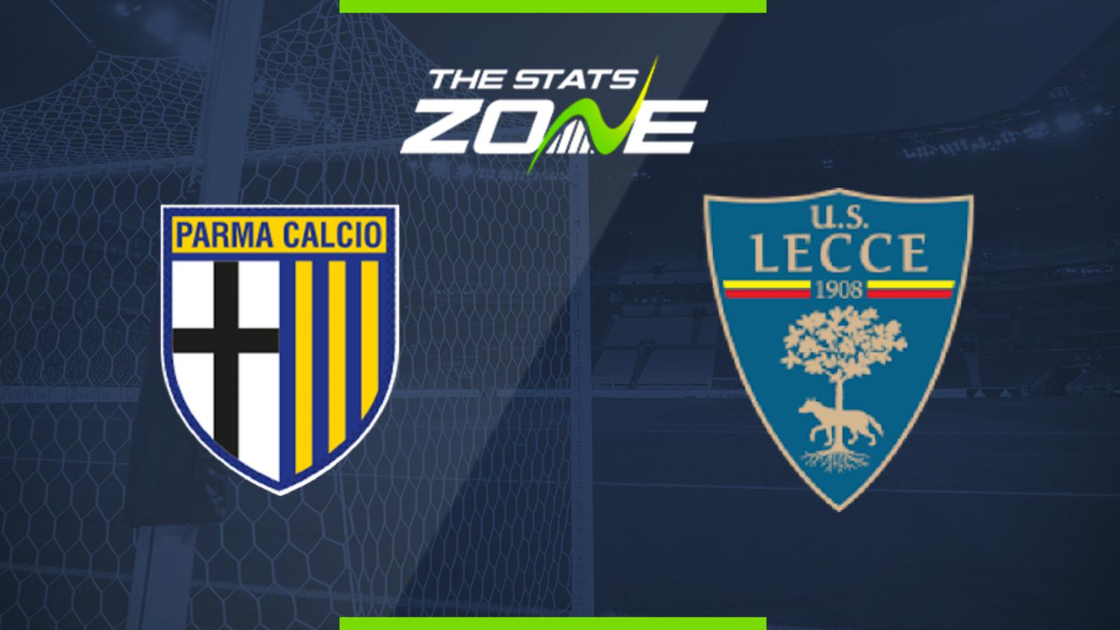 Serie A Parma Vs Lecce Preview Prediction The Stats Zone