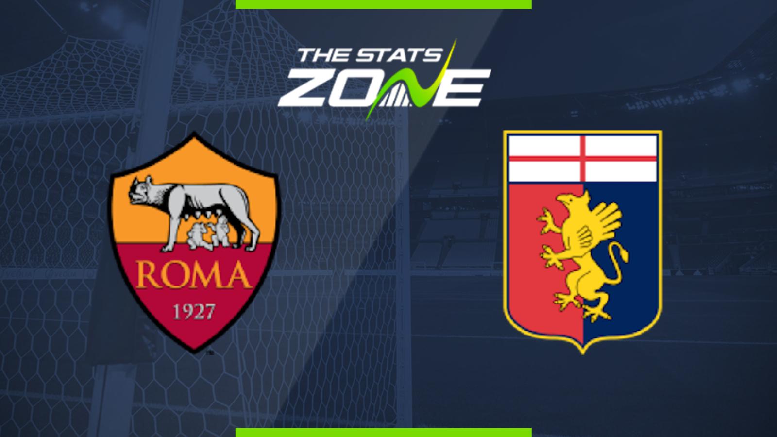 As Roma Genoa Prediction As Roma News Forum