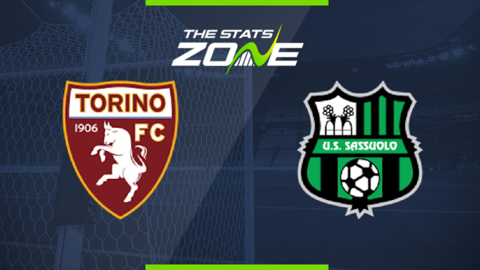 2019 20 Serie A U2013 Torino Vs Sassuolo Preview U0026 Prediction