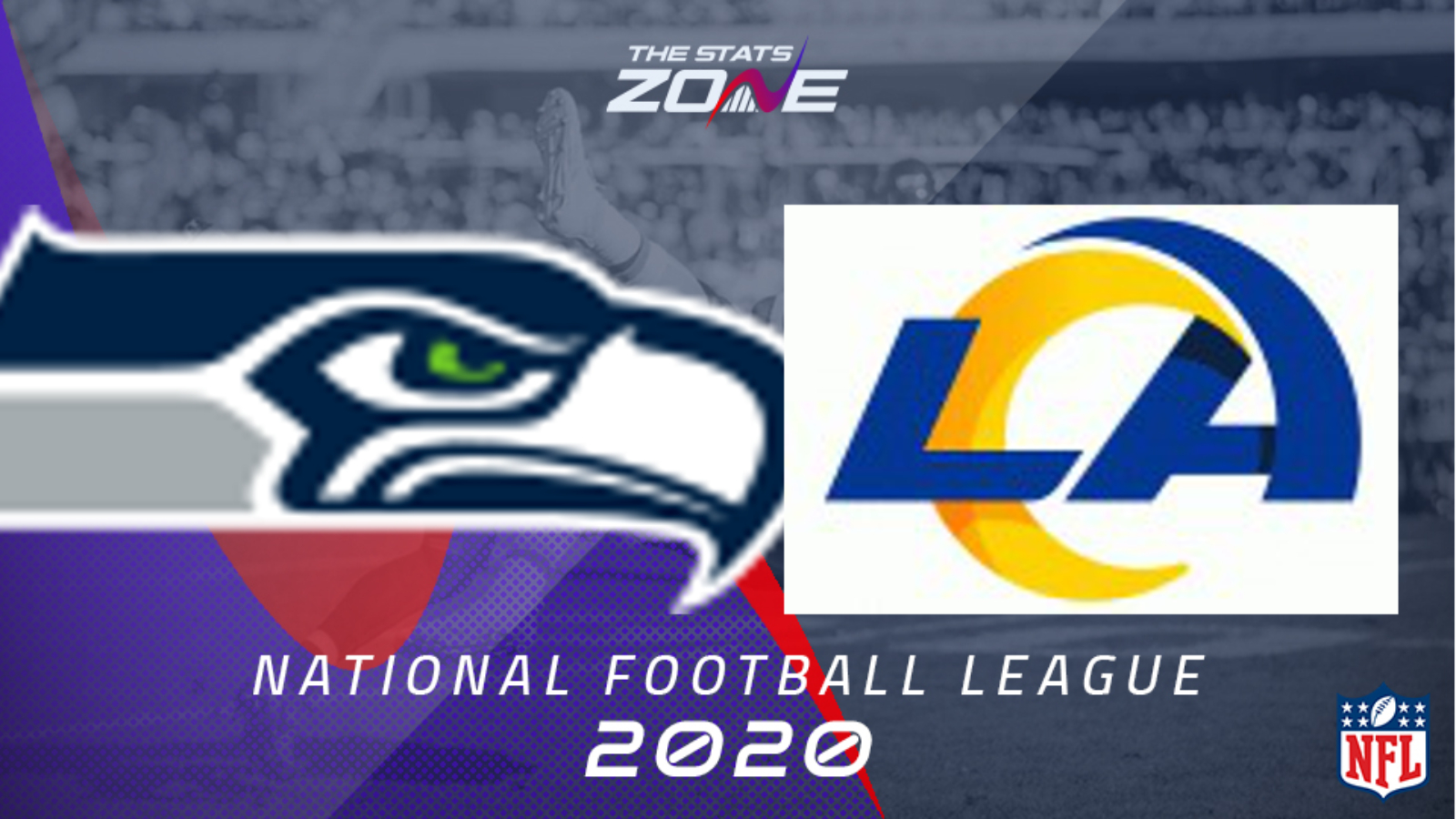 2020 Nfl Week 10 Seattle Seahawks Los Angeles Rams Preview Pick The Stats Zone