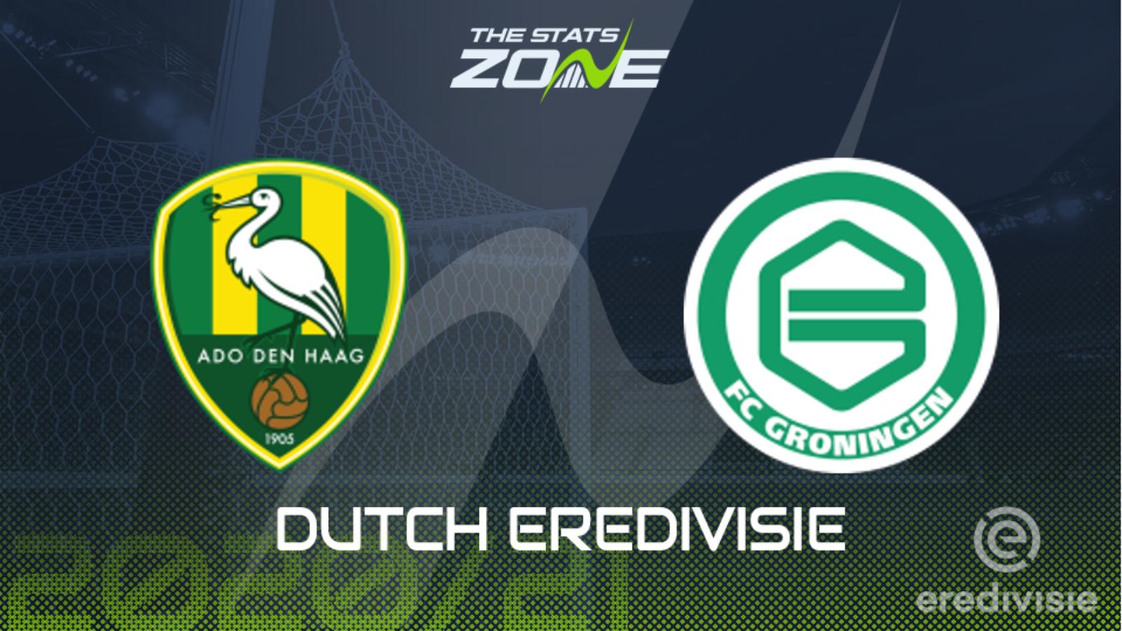 2020 21 Eredivisie Ado Den Haag Vs Groningen Preview Prediction The Stats Zone
