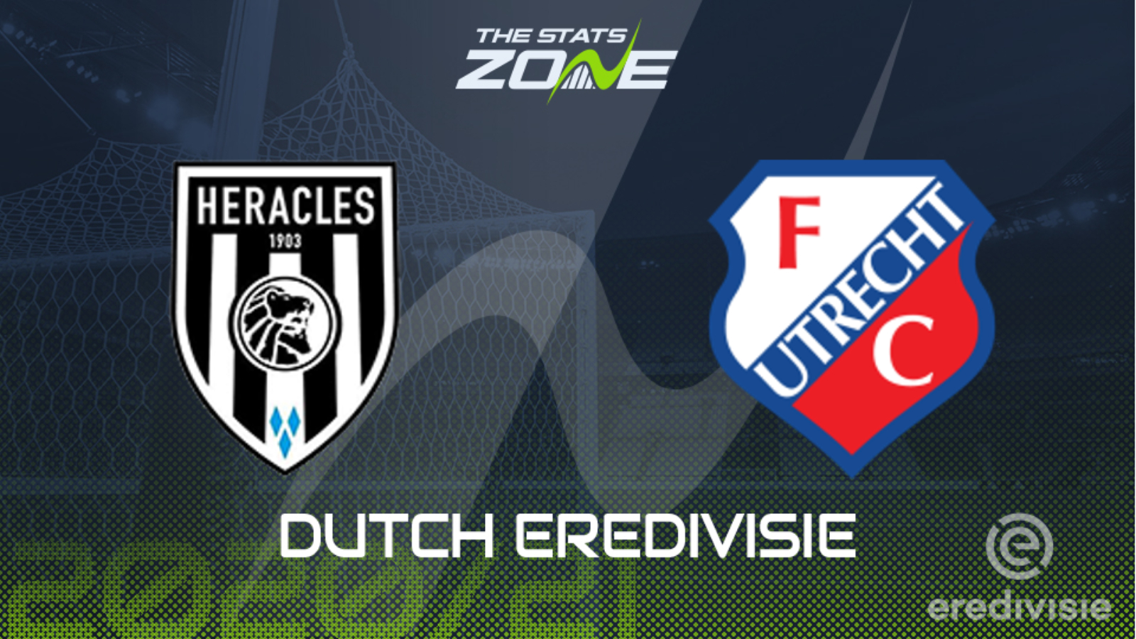 2020 21 Eredivisie Heracles Vs Utrecht Preview Prediction The Stats Zone