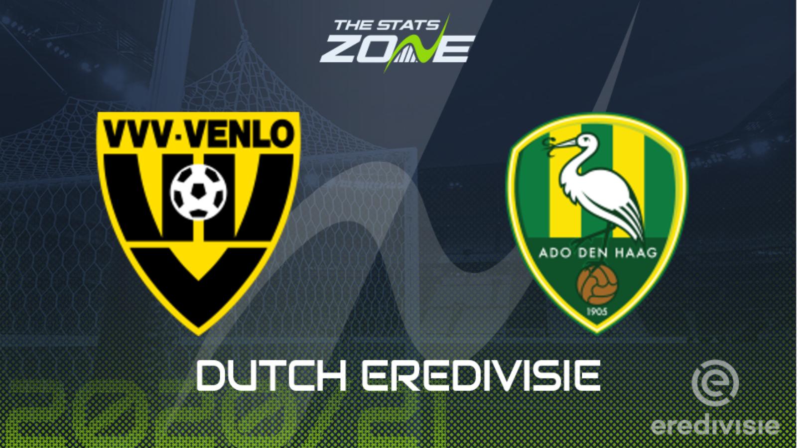2020 21 Eredivisie Vvv Vs Ado Den Haag Preview Prediction The Stats Zone