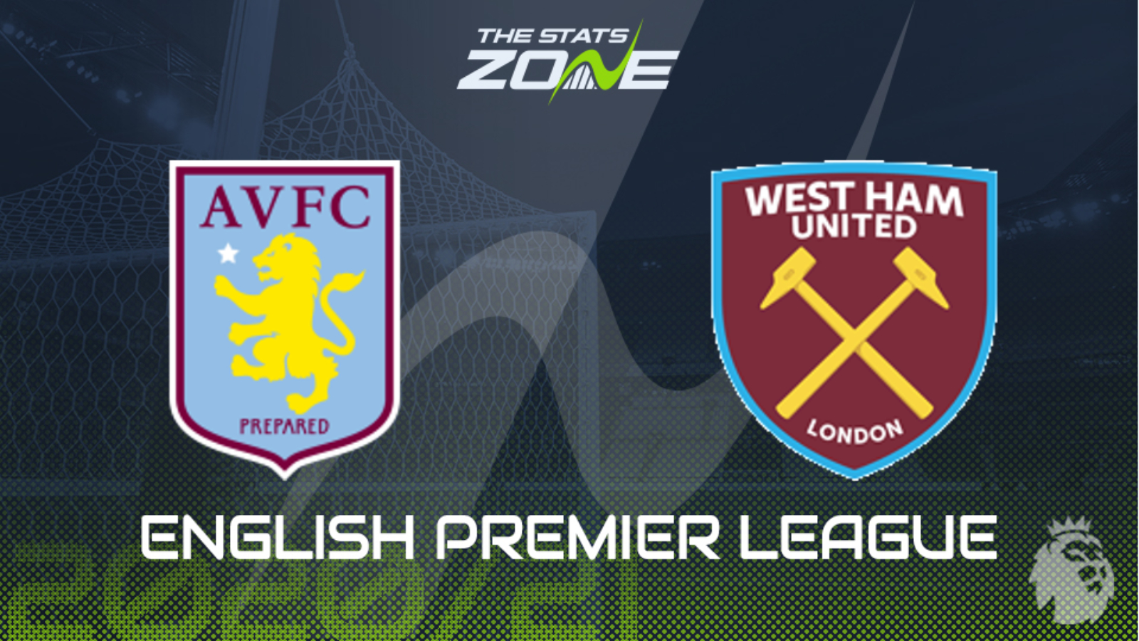 2020 21 Premier League Aston Villa Vs West Ham Preview Prediction The Stats Zone