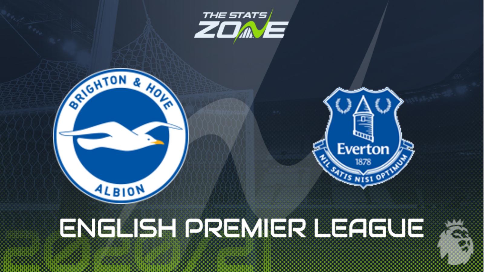 Brighton vs Everton Full Match – Premier League 2020/21