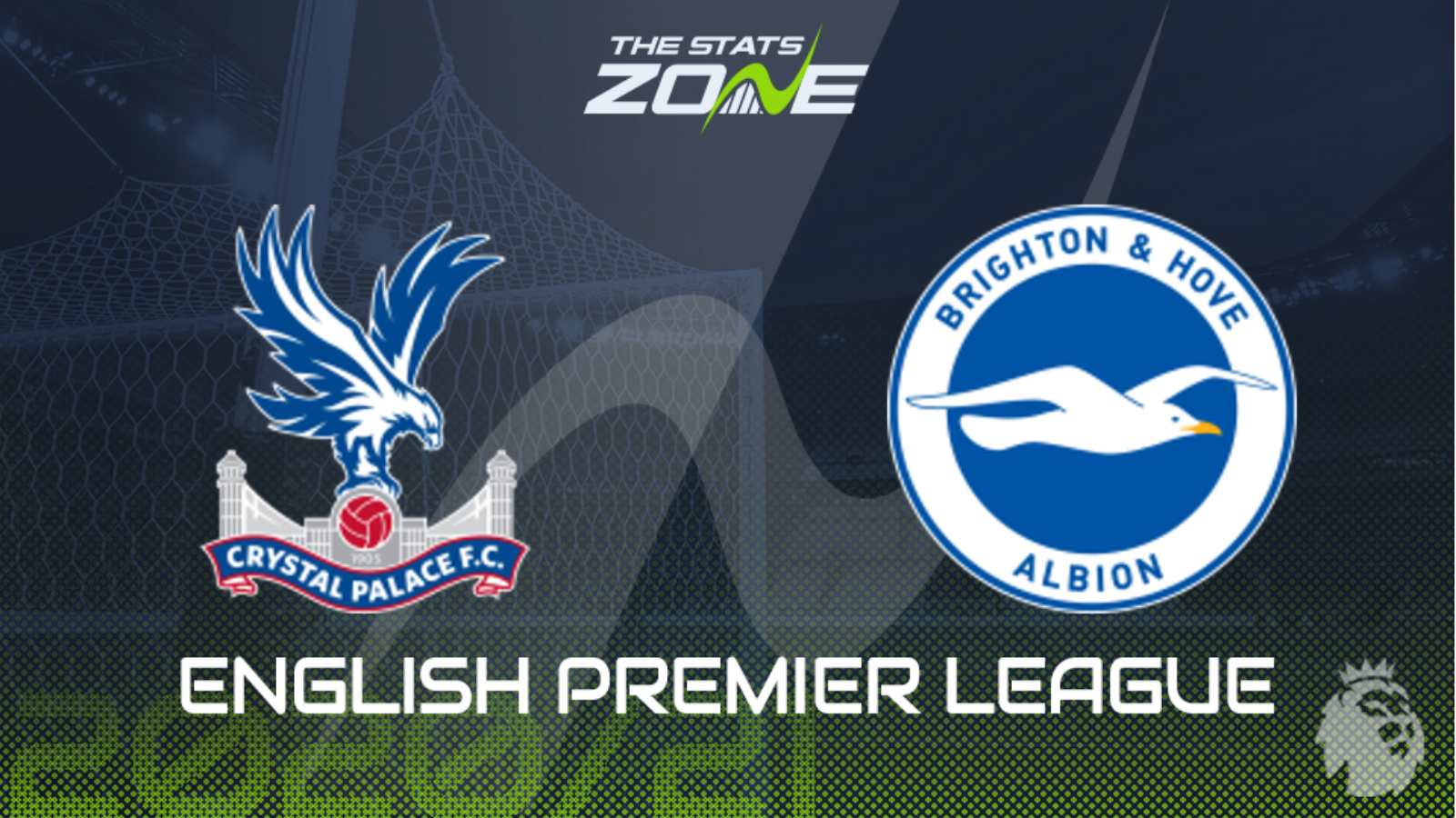 2020-21 Premier League – Crystal Palace vs Brighton Preview & Prediction -  The Stats Zone