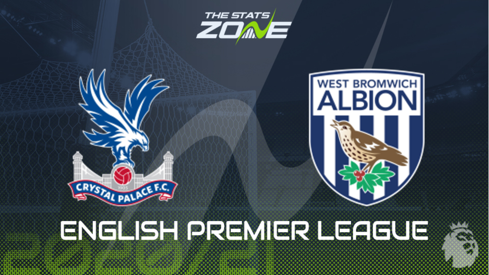 Crystal Palace vs West Brom Highlights – Premier League 2020/21