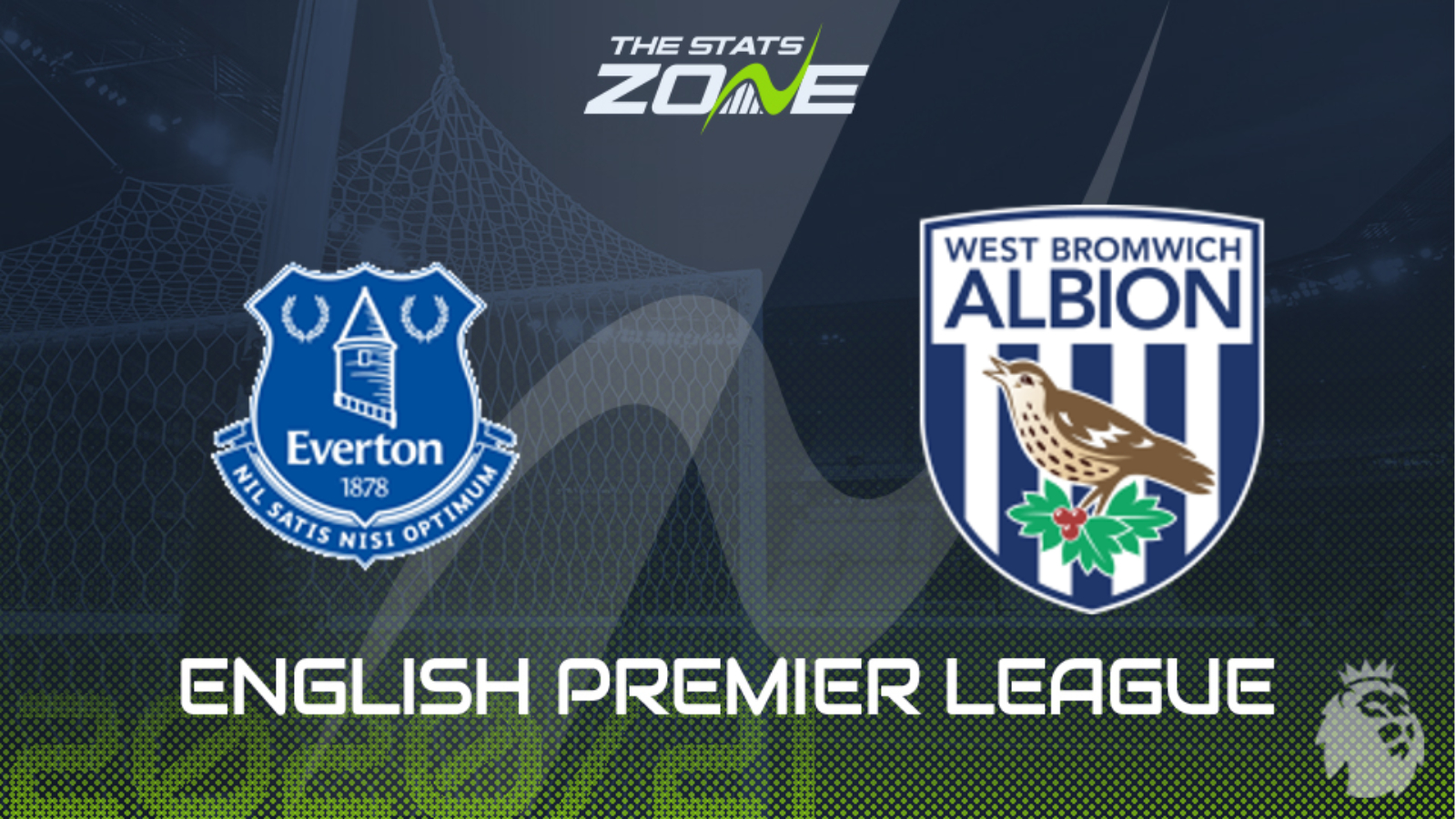 2020 21 Premier League Everton Vs West Brom Preview Prediction The Stats Zone