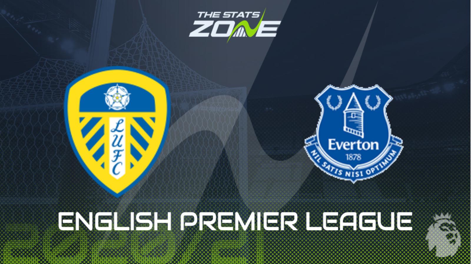 Leeds United vs Everton Highlights 21 August 2021