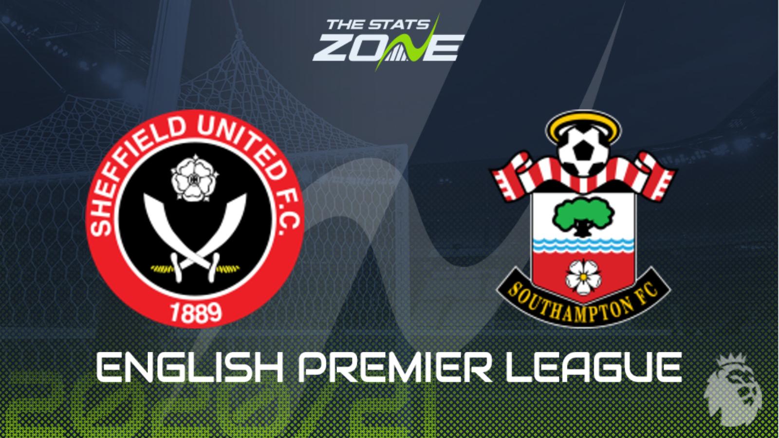 Sheffield United vs Southampton Highlights- Premier League 2020/21