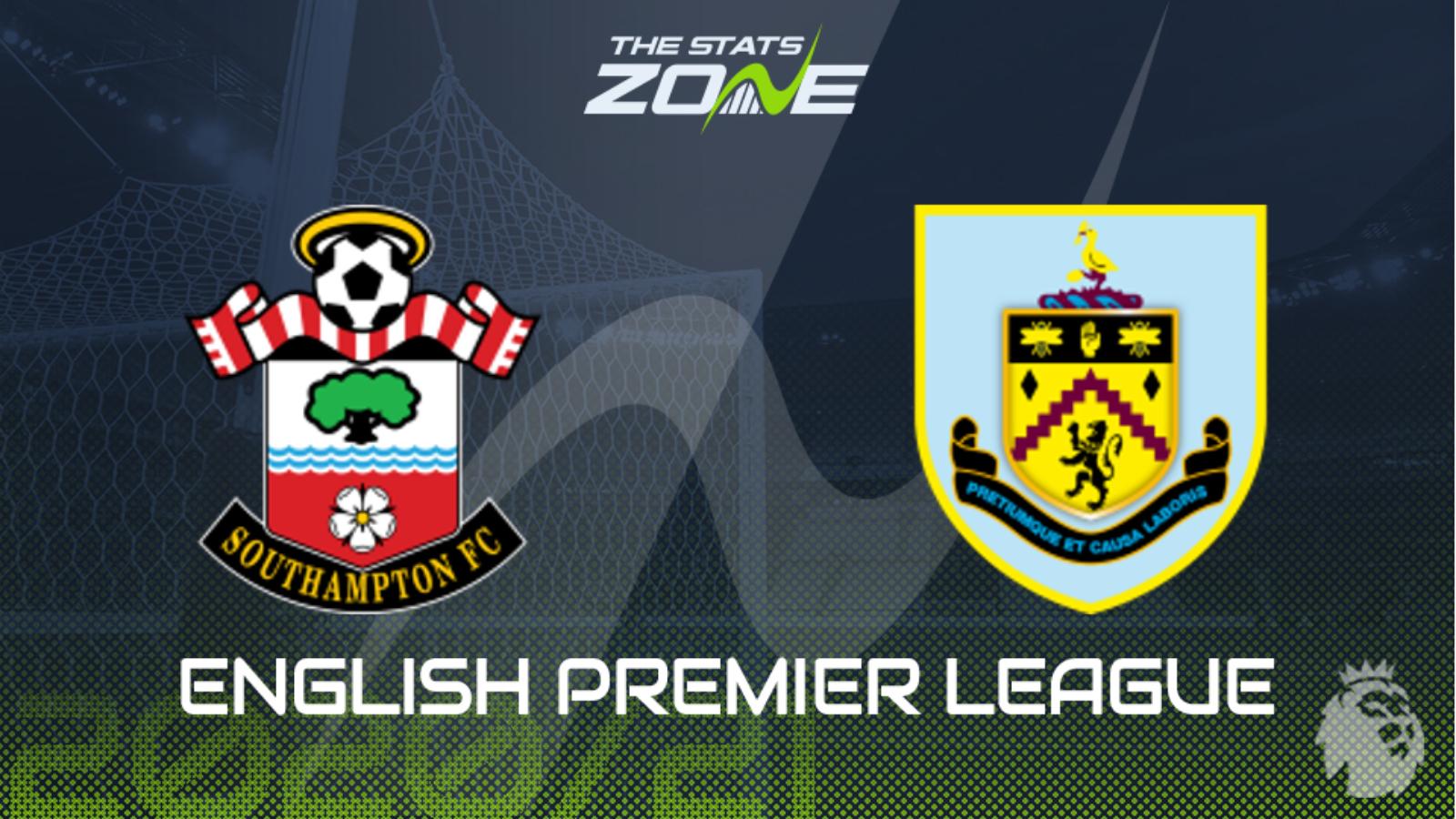 Southampton vs Burnley Full Match – Premier League 2020/21