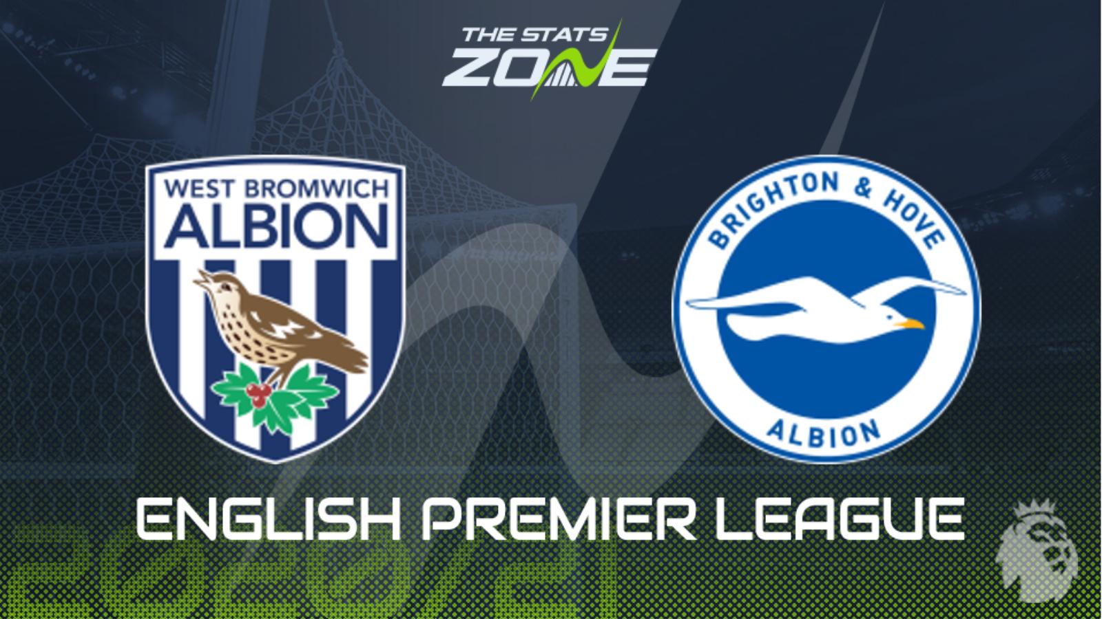West Brom vs Brighton Highlights – Premier League 2020/21