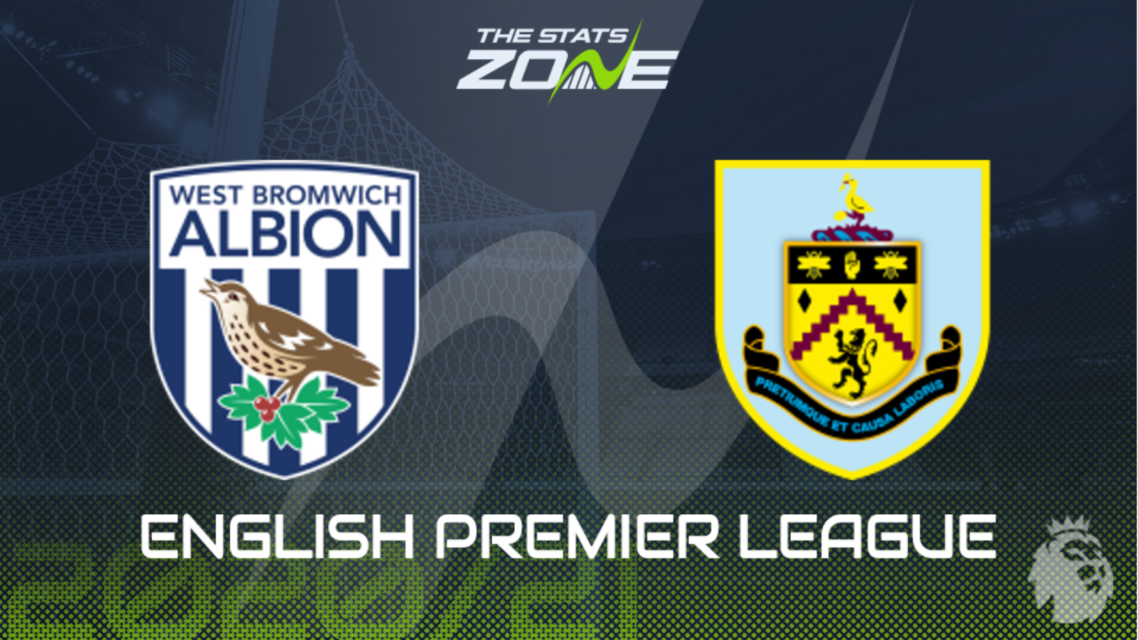2020-21 Premier League - West Brom vs Burnley Preview ...