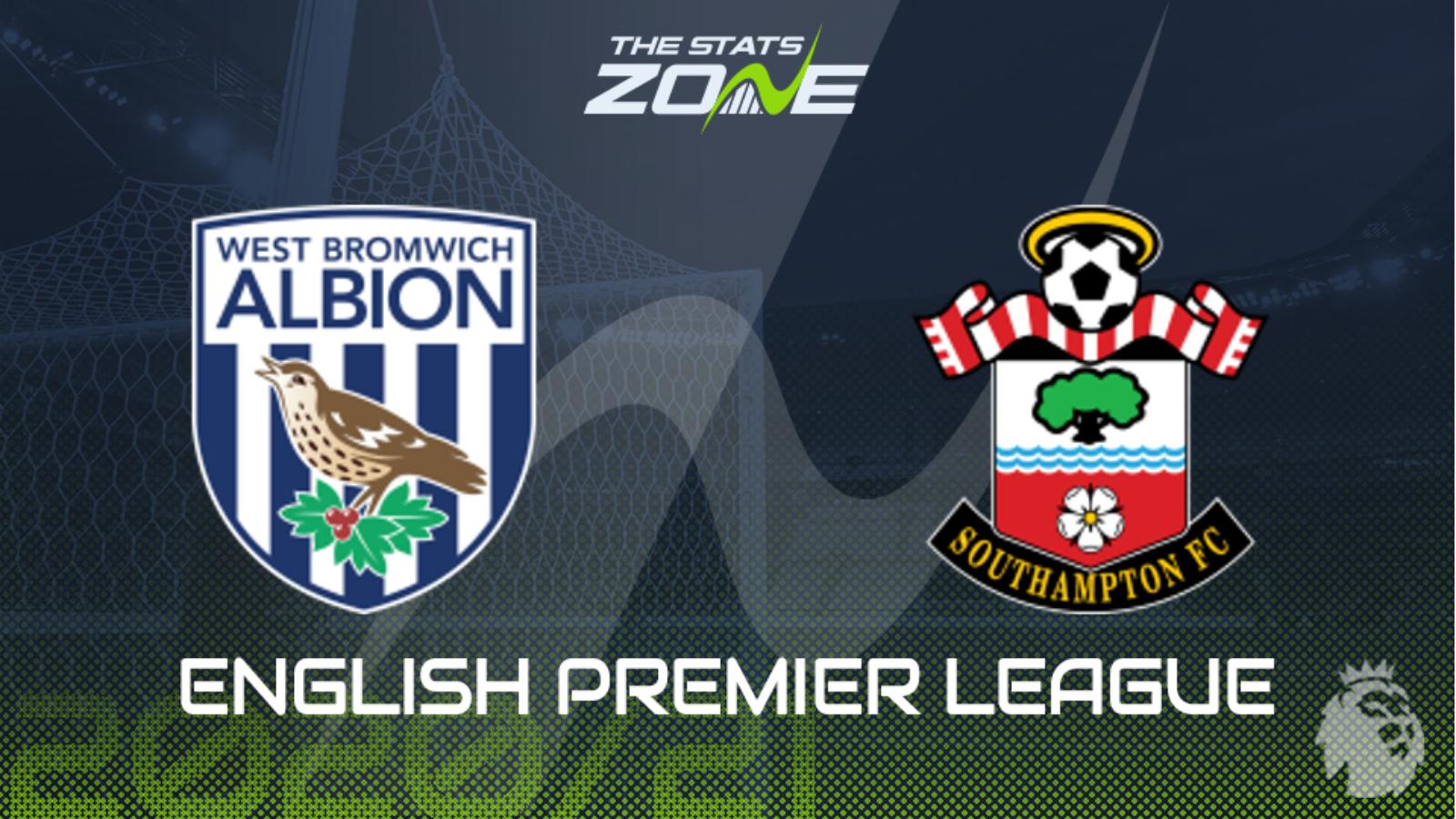 West Brom vs Southampton Highlights – Premier League 2020/21
