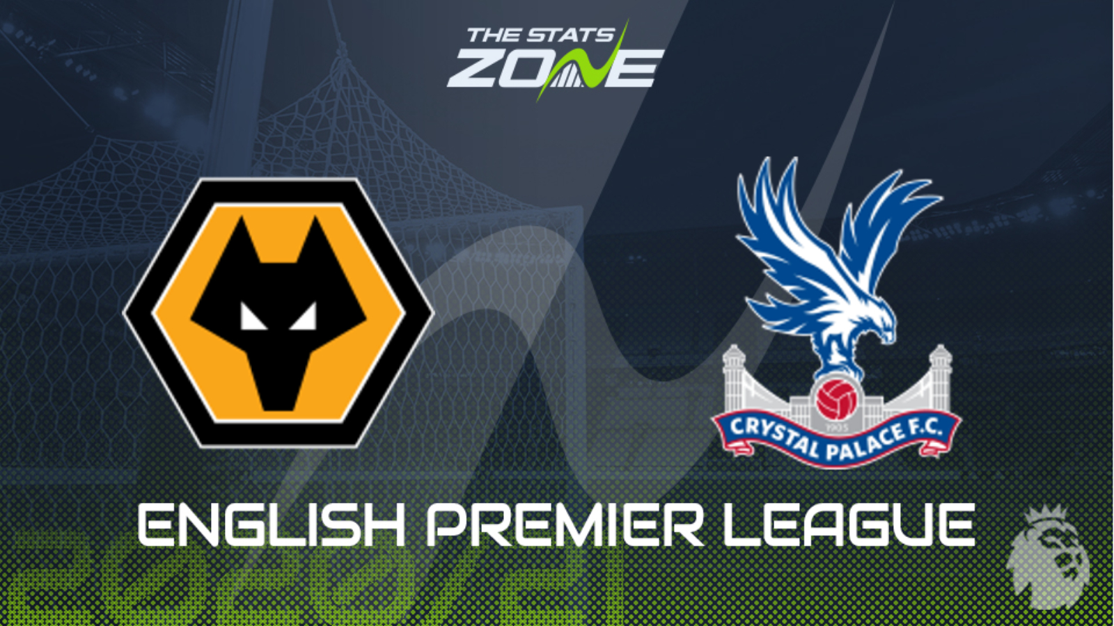2020 21 Premier League Wolves Vs Crystal Palace Preview Prediction The Stats Zone