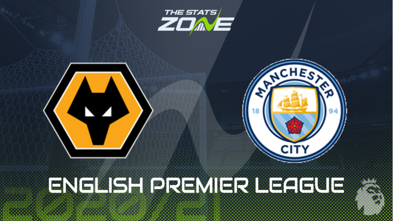 2020-21 Premier League – Wolves vs Man City Preview & Prediction - The  Stats Zone
