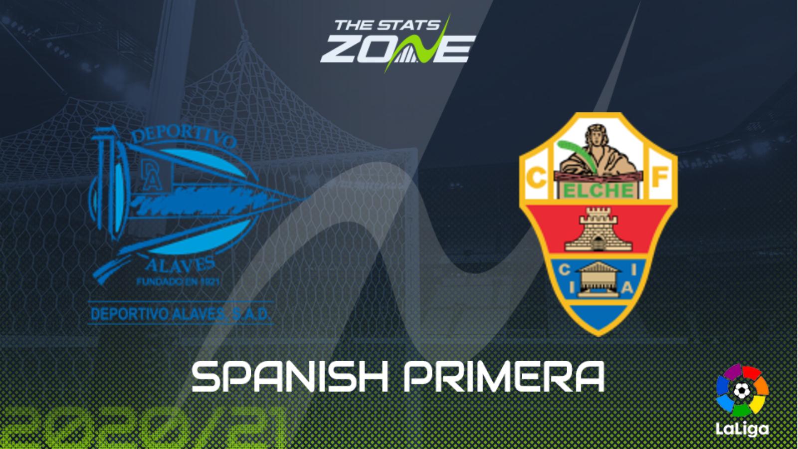 2020 21 Spanish Primera U2013 Deportivo Alaves Vs Elche