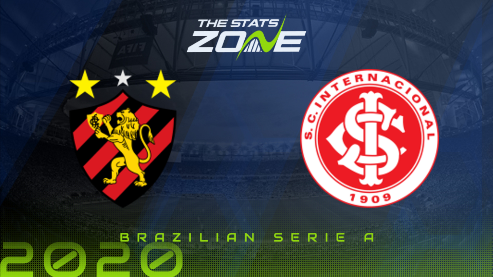 2020 Brazilian Serie A Sport Recife Vs Internacional Preview Prediction The Stats Zone
