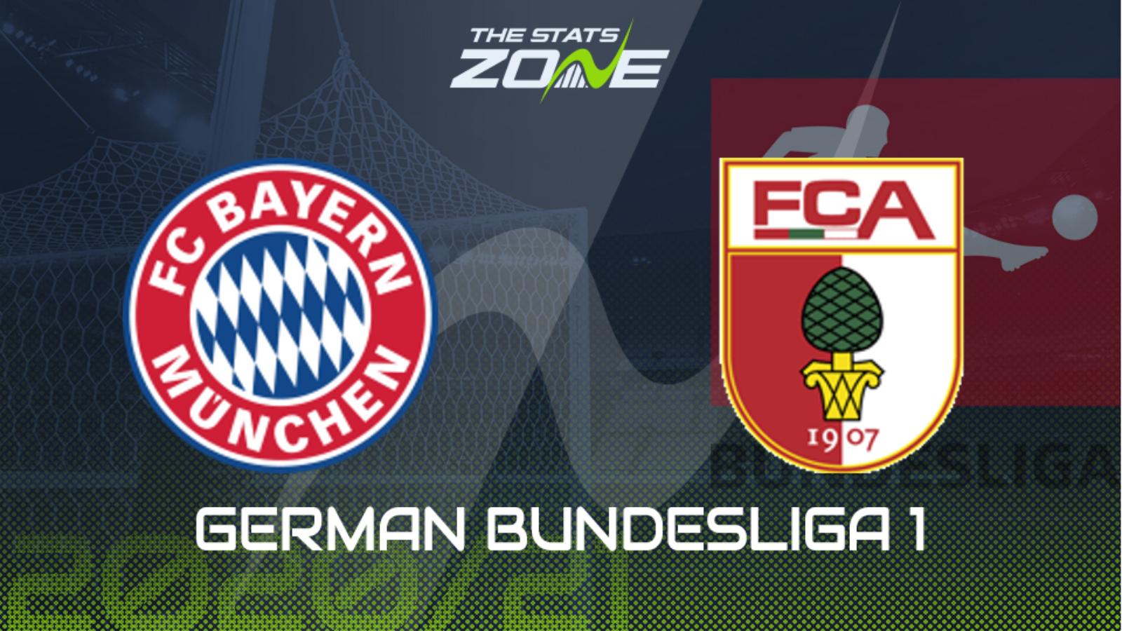 Bayern Munich vs Augsburg Full Match – Bundesliga 2020/21