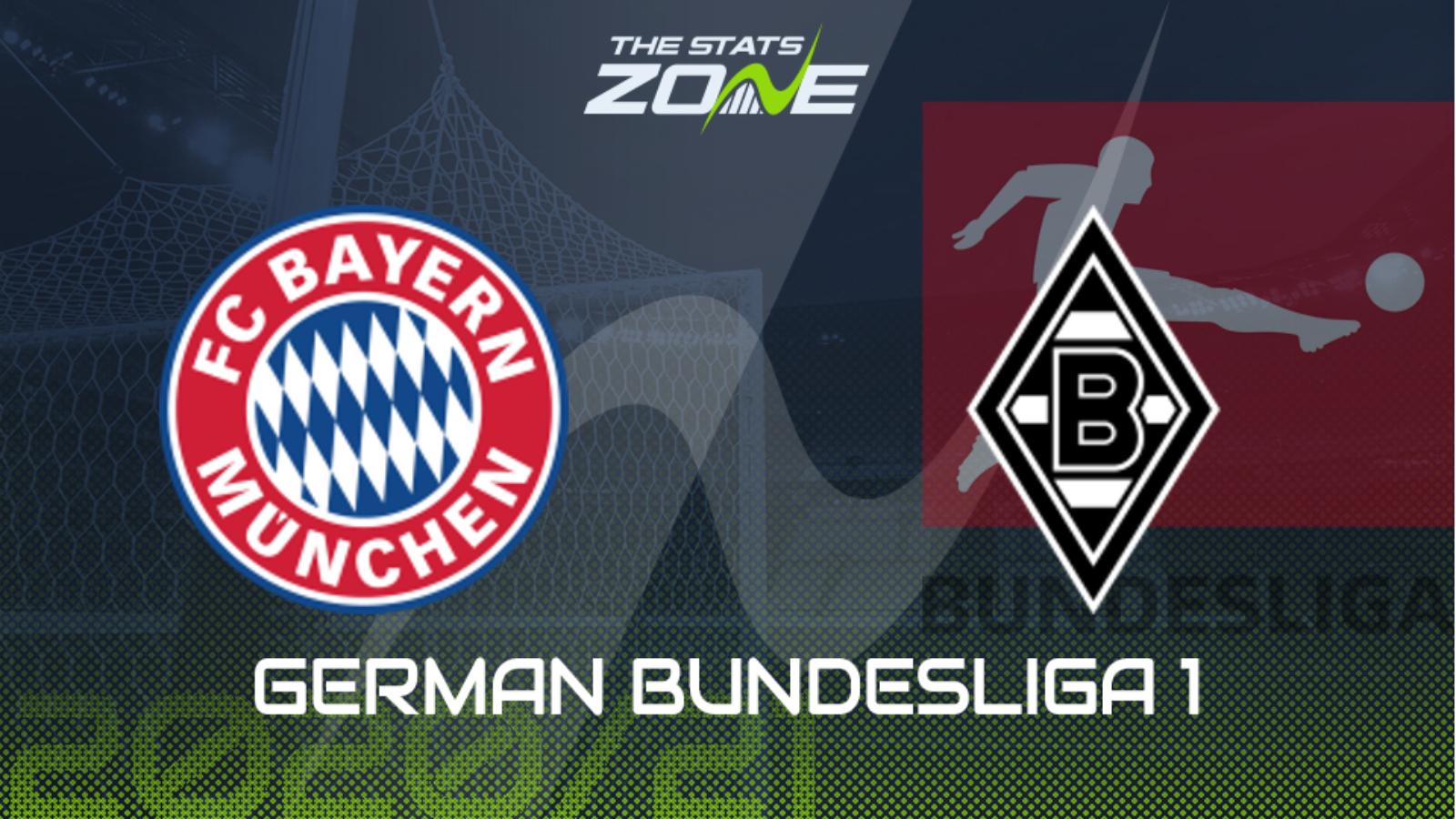 Bayern Munich vs Monchengladbach Full Match – Bundesliga 2020/21
