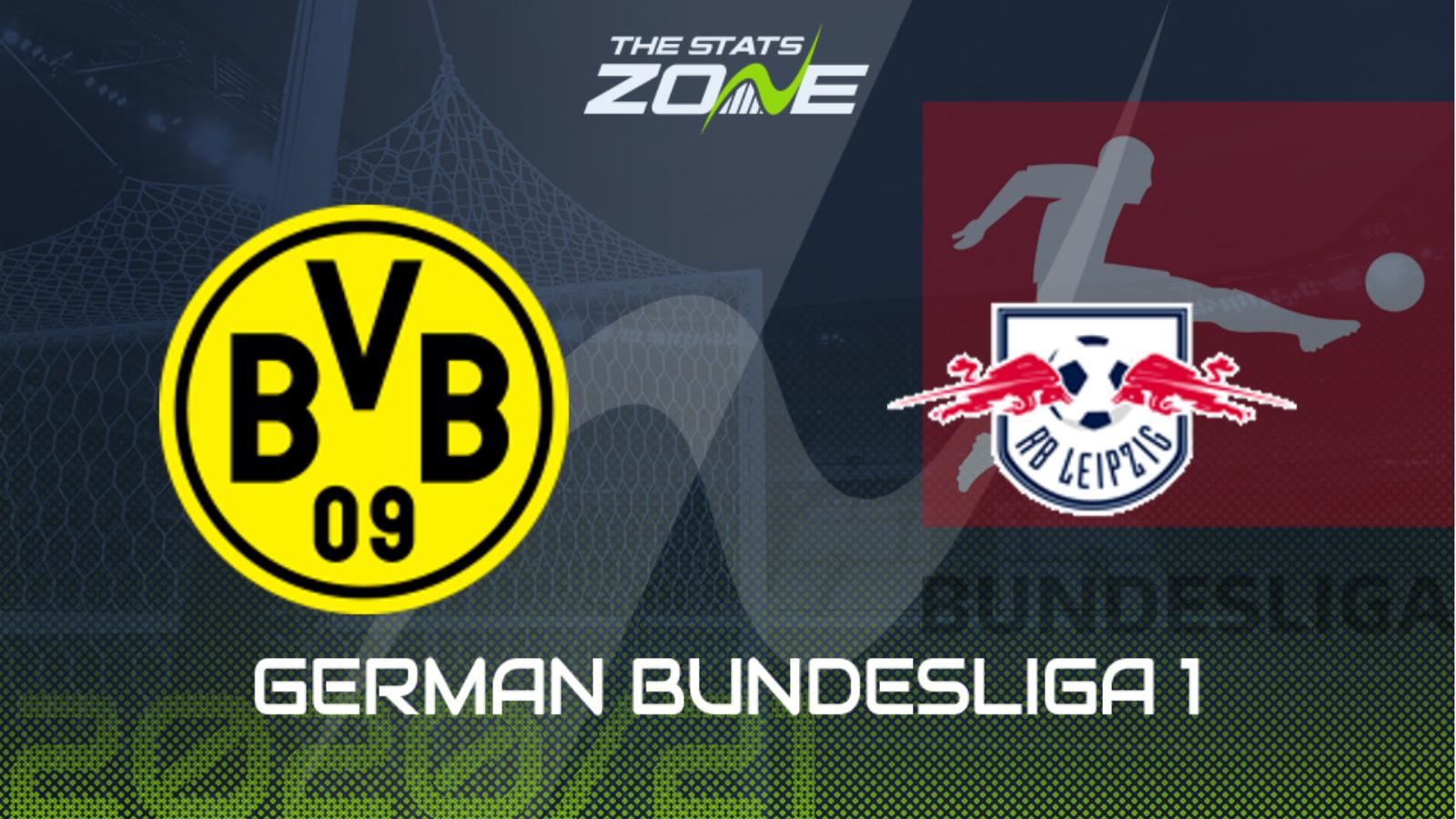 Dortmund vs RB Leipzig Full Match – Bundesliga 2020/21