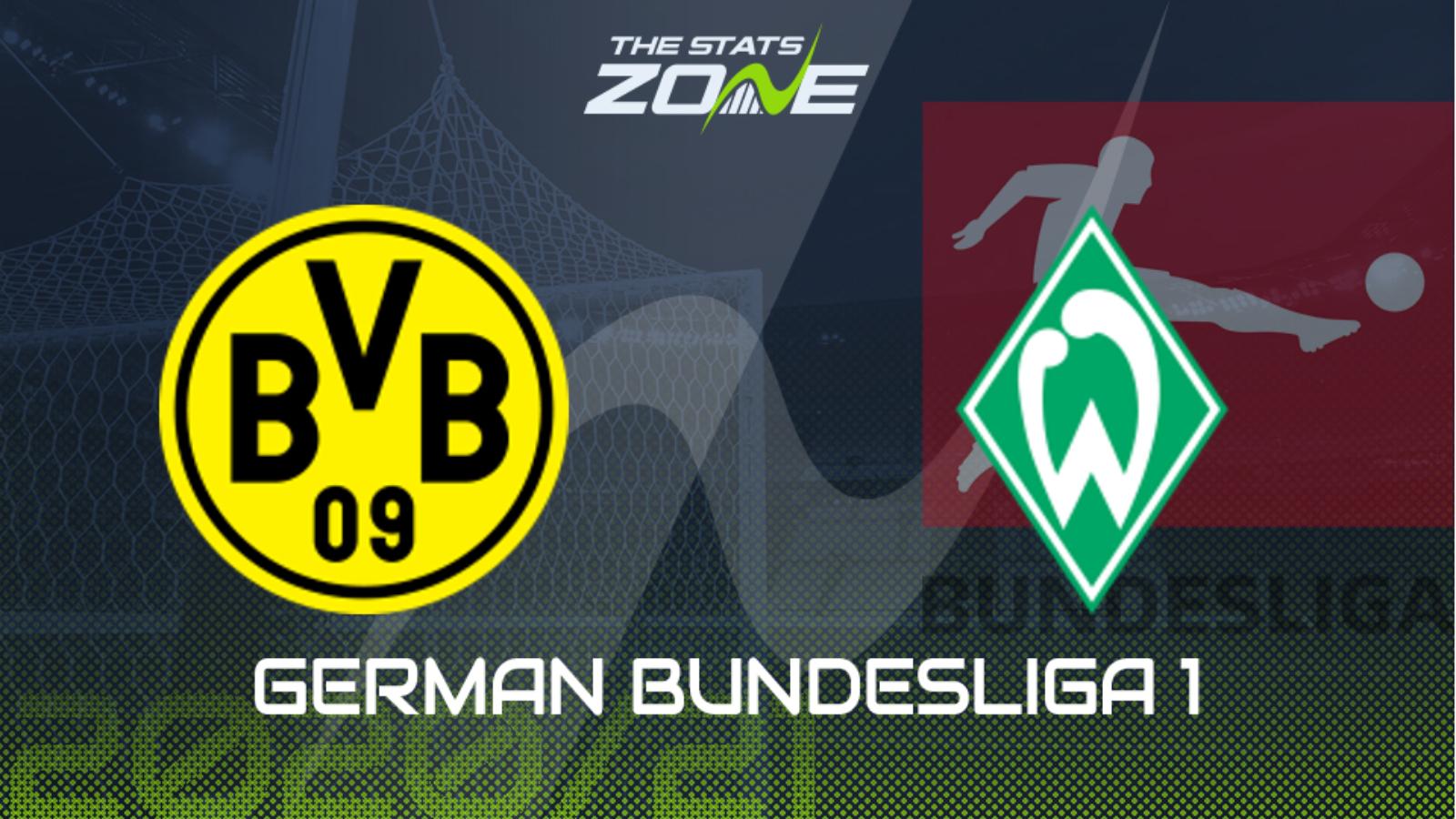 Dortmund vs Werder Bremen Full Match – Bundesliga 2020/21