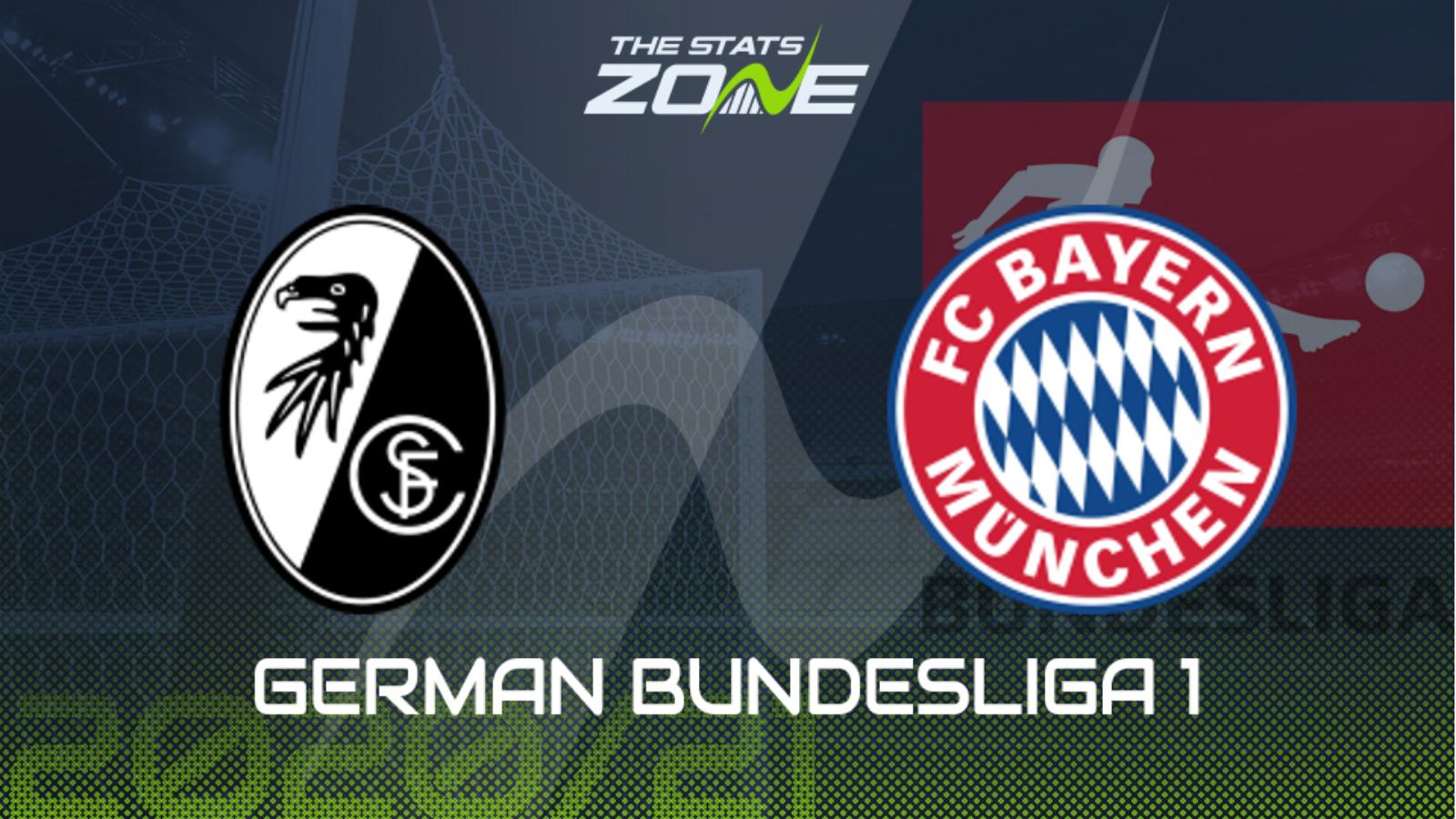 Freiburg vs Bayern Munich Full Match – Bundesliga 2020/21
