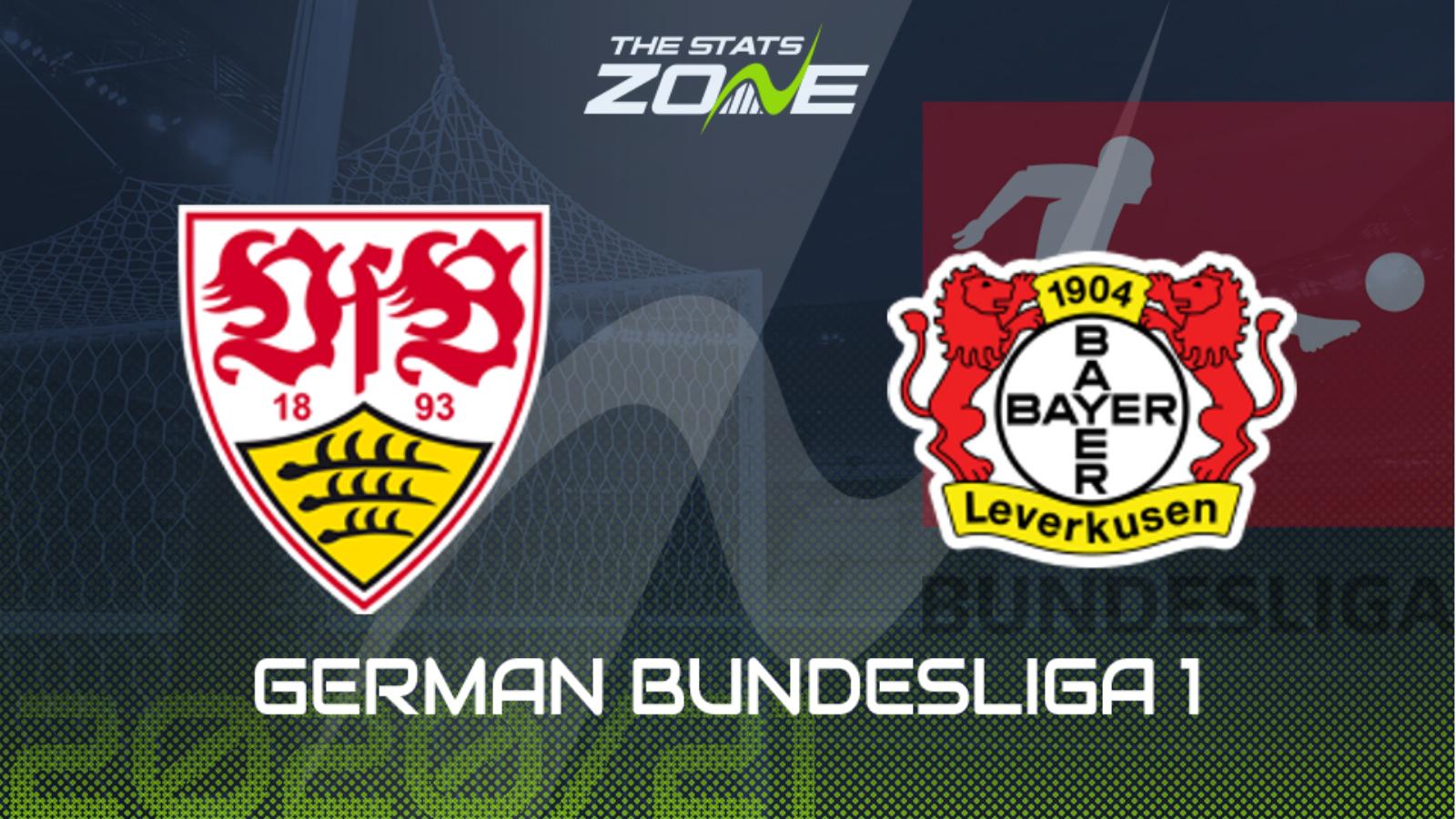 Leverkusen Stuttgart 2021