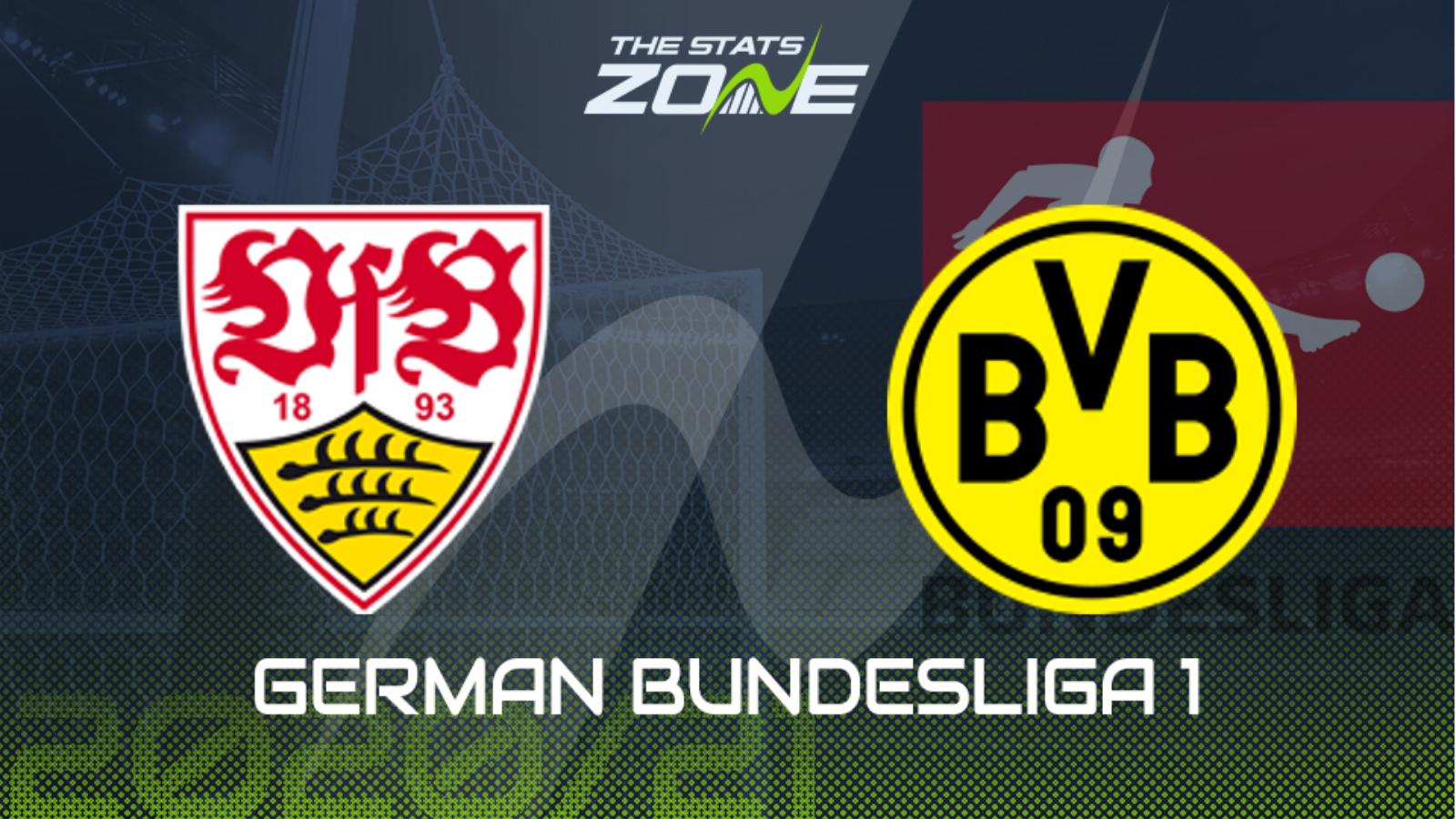 Stuttgart vs Dortmund Full Match – Bundesliga 2020/21