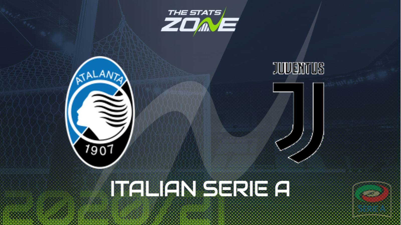 Atalanta vs Juventus Full Match – Serie A 2020/21