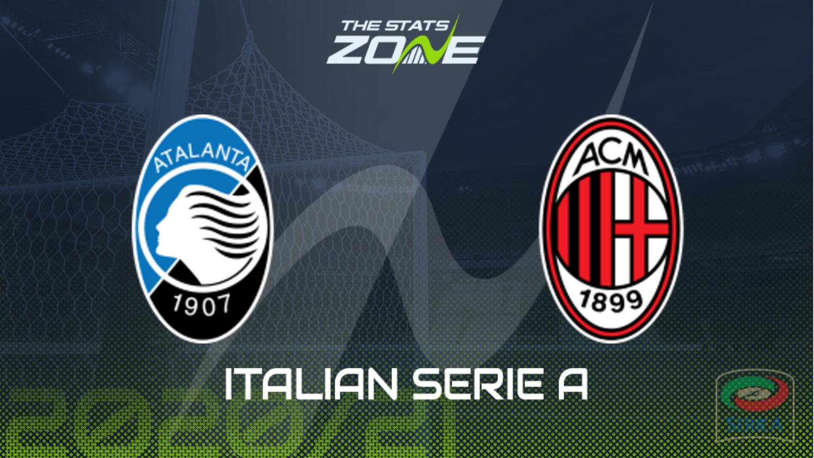 Atalanta vs AC Milan Full Match – Serie A 2020/21
