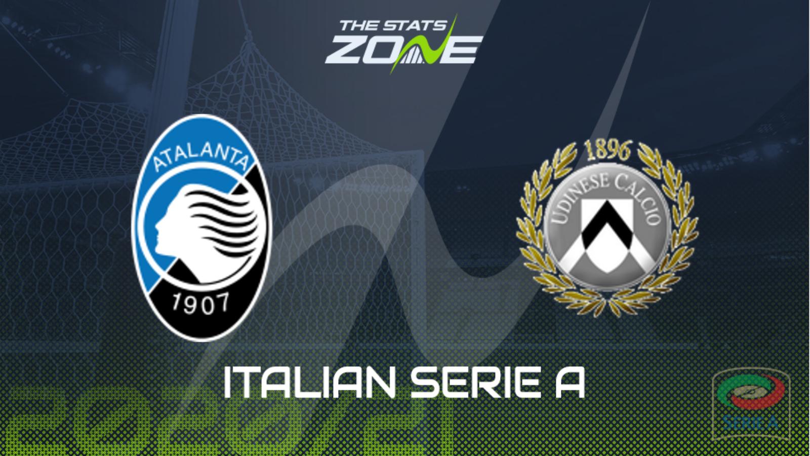 Atalanta vs Udinese Full Match – Serie A 2020/21