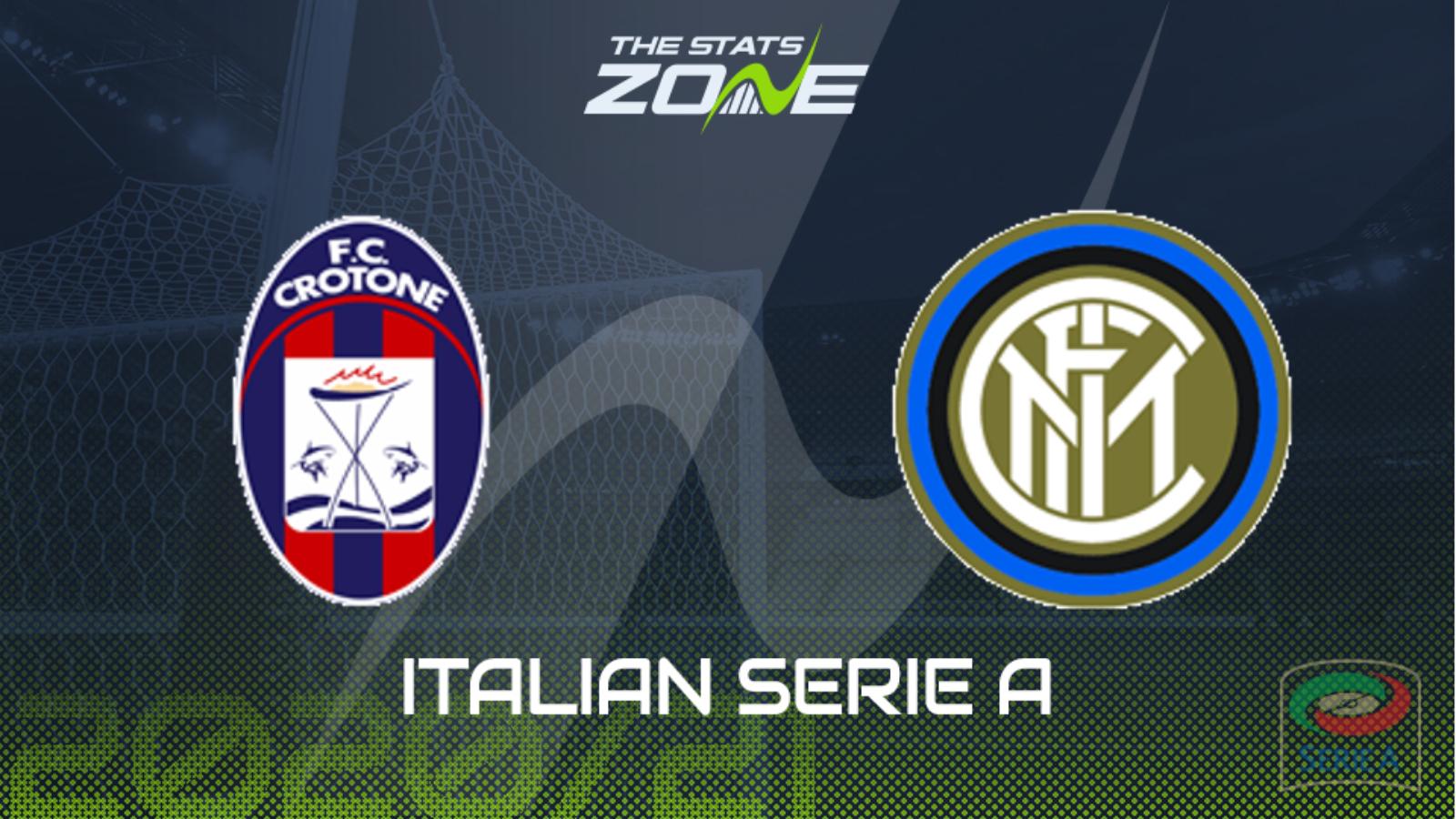 Crotone vs Inter Milan Full Match – Serie A 2020/21