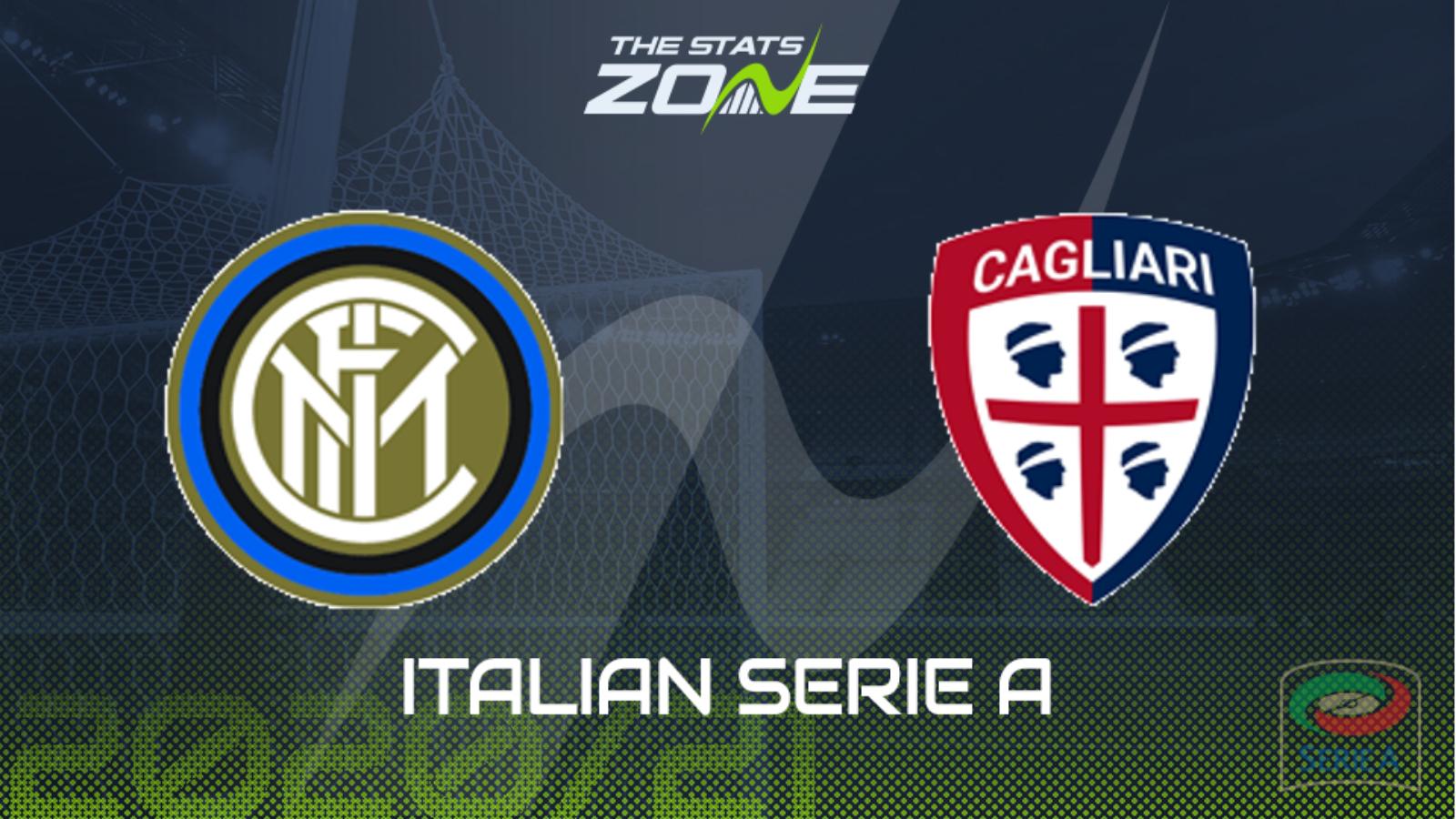 Inter Milan vs Cagliari Full Match – Serie A 2020/21